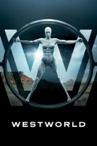 Cover Westworld, Poster Westworld