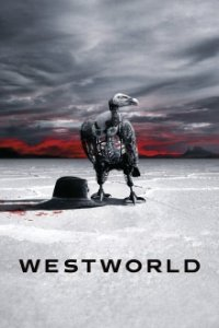 Cover Westworld, Poster