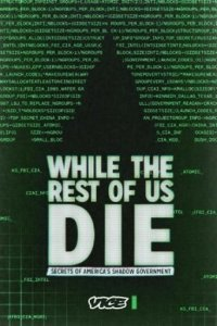 Poster, While The Rest Of Us Die Serien Cover