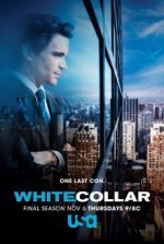 Cover White Collar, Poster White Collar