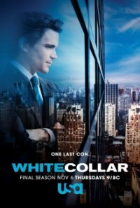 Cover White Collar, White Collar