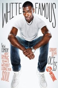 Cover der TV-Serie White Famous
