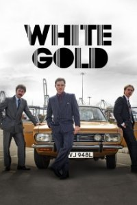 Poster, White Gold Serien Cover