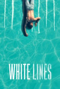 Poster, White Lines Serien Cover