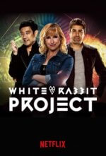 Cover White Rabbit Project, Poster White Rabbit Project