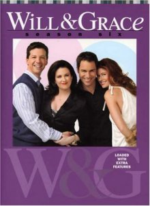 Poster, Will & Grace Serien Cover