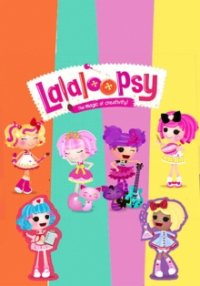 Poster, Wir sind Lalaloopsy Serien Cover