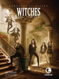 Poster, Witches of East End Serien Cover