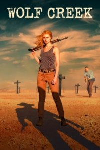 Wolf Creek Serien Cover