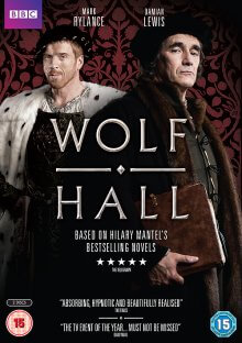 Poster, Wolf Hall Serien Cover