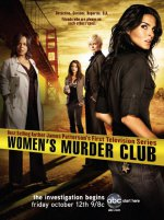 Cover Women's Murder Club, Poster Women's Murder Club