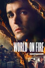 Cover World on Fire, Poster World on Fire