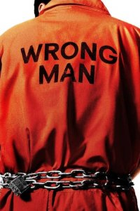 Poster, Wrong Man Serien Cover