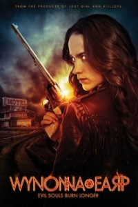 Cover Wynonna Earp, Poster