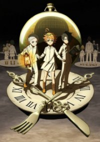 Cover Yakusoku no Neverland, Yakusoku no Neverland
