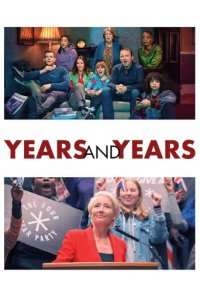 Poster, Years and Years Serien Cover