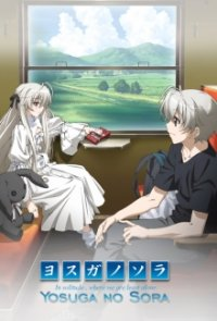 Cover Yosuga no Sora, Poster, HD
