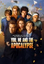 Cover You, Me and the Apocalypse, Poster You, Me and the Apocalypse