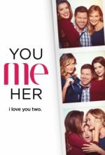 Cover You Me Her, Poster You Me Her
