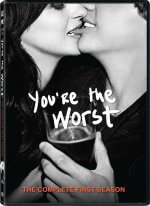 Cover You're the Worst, Poster You're the Worst