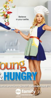 Cover Young and Hungry, Poster Young and Hungry