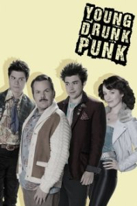 Poster, Young Drunk Punk Serien Cover