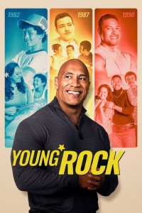 Poster, Young Rock Serien Cover