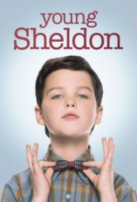 Poster, Young Sheldon Serien Cover