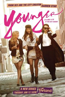 Cover der TV-Serie Younger