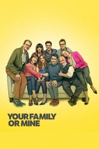 Poster, Your Family or Mine Serien Cover