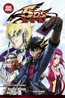 Cover der TV-Serie Yu-Gi-Oh! 5D's