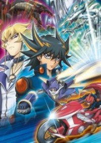 Cover Yu-Gi-Oh! 5D's, Poster