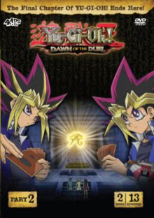 Cover der TV-Serie Yu-Gi-Oh!