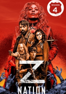 Z Nation, Cover, HD, Serien Stream, ganze Folge