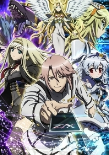 Z/X: Ignition, Cover, HD, Serien Stream, ganze Folge