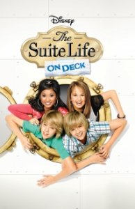 Cover Zack & Cody an Bord, TV-Serie, Poster