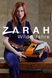 Cover Zarah – Wilde Jahre, TV-Serie, Poster
