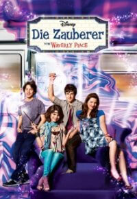 Cover Die Zauberer vom Waverly Place, Poster Die Zauberer vom Waverly Place