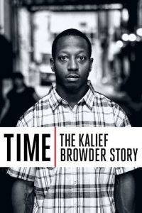 Poster, Zeit: Der Fall Kalief Browder Serien Cover