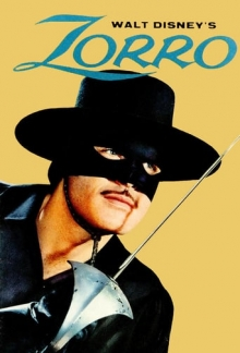 Zorro, Cover, HD, Stream, alle Folgen