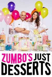 Poster, Zumbo's Just Desserts Serien Cover